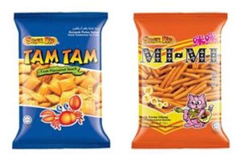 throwback makanan popular  zaman kanak kanak hostel