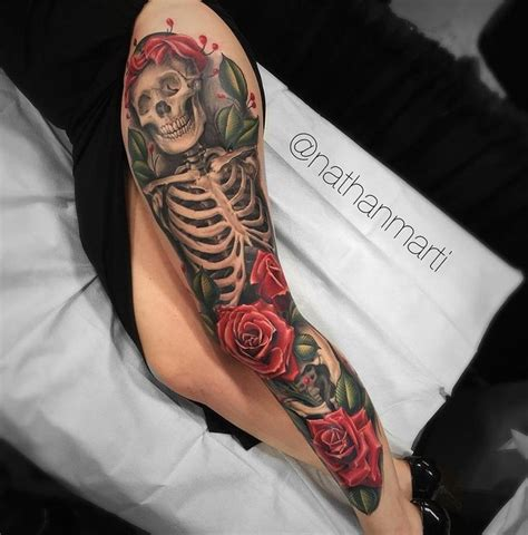 rose on leg tattoo 325 best images on tatoos and 3d