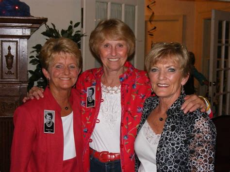 The Time Jean Stubbs 50th class reunion