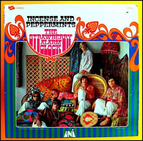 Incense And Peppermints Strawberry Alarm Clock by The Unique Guitar The Mosrite Strawberry Alarm Clock Guitars