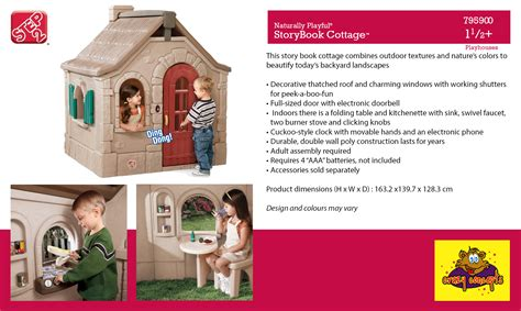 playhouses for step2 concepts
