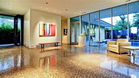 home design flooring colored indoor concrete floors enhance your home