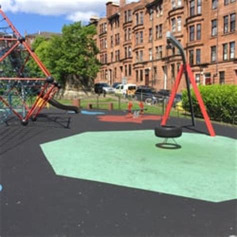 swing glasgow thornwood park parks dumbarton road partick glasgow