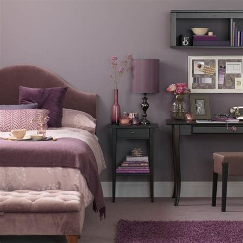 lavendar bedroom lavender bedroom with desk bedroom decorating ideas