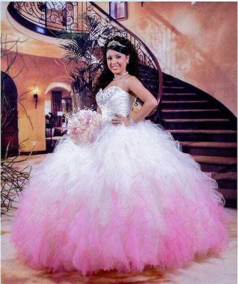 Supplier Rosita Top By Pramudita Pink And White Quinceanera Dresses 2015 Search