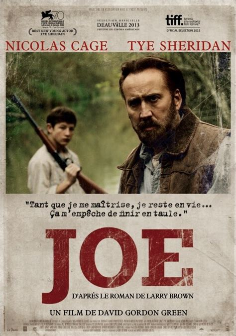 joe movie nicolas cage watch online joe trama e recensione del film con nicolas cage