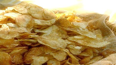 Handmade Crisps - i thought i ordered fish n chips what i got was fish on