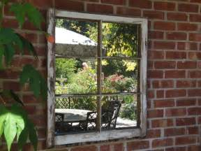 Old Windows In Garden Garden Decorating To Reflect Your Style Amp Personality