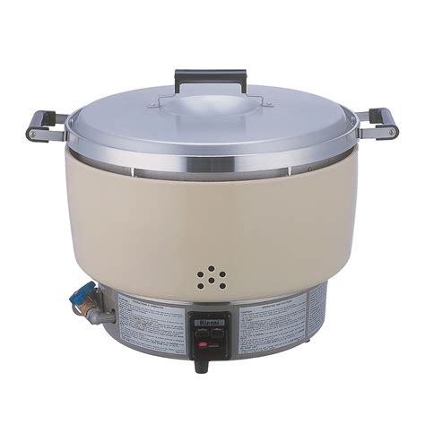 Rice Cooker Rinnai Gas thunder rer55asn rinnai gas rice cooker 55 cu
