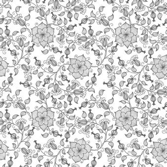 Floral Prints paisley vectors photos and psd files free download