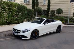 Mercedes Coupe Convertible 2017 Mercedes S Class Cabriolet Drive Review