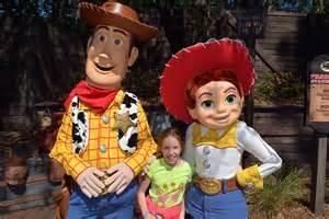 Walt disney world magic kingdom character meet and greets woody and