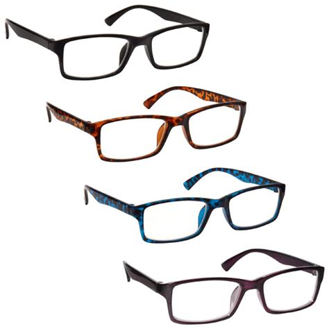 near sighted myopia distance glasses mens womens ebay