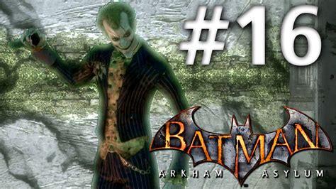 Batman Arkham Asylum Walkthrough Botanical Gardens Batman Arkham Asylum Walkthrough Part 16 Botanical Gardens Road To Batman Arkham
