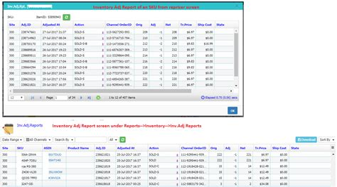 Kayako Help Desk Software by Inventory Adjustment Report Powered By Kayako Help Desk