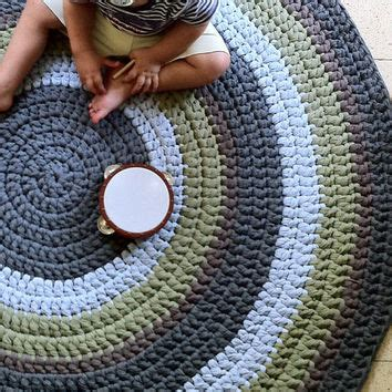 how to crochet a circle rug how to crochet a rug roselawnlutheran