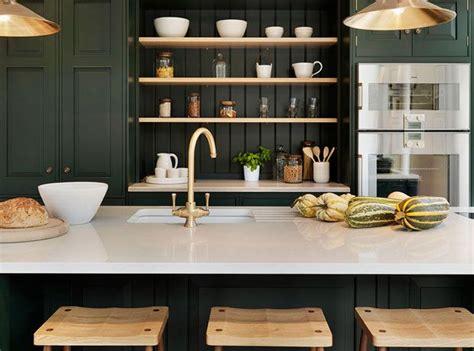 Teddy S Kitchen by Teddy Edwards Brooklands Kitchen Range Black Cabinets