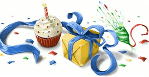 google images happy birthday google wishes you a happy birthday with special doodle