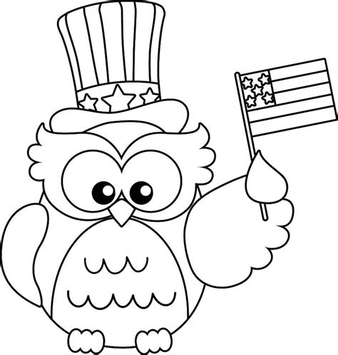 patriotic coloring pages preschool printable patriotic coloring pages sketch coloring page