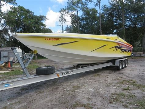 42 boat trailer for sale sonic 42 ss w trailer 2002 for sale for 72 495 boats