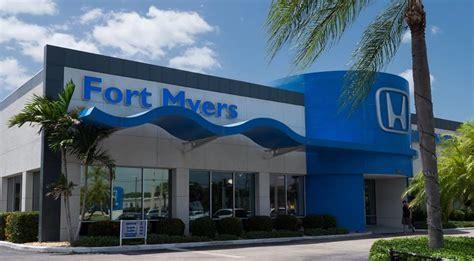 Honda Of Fort Myers by Honda Of Fort Myers Fort Myers Florida Fl