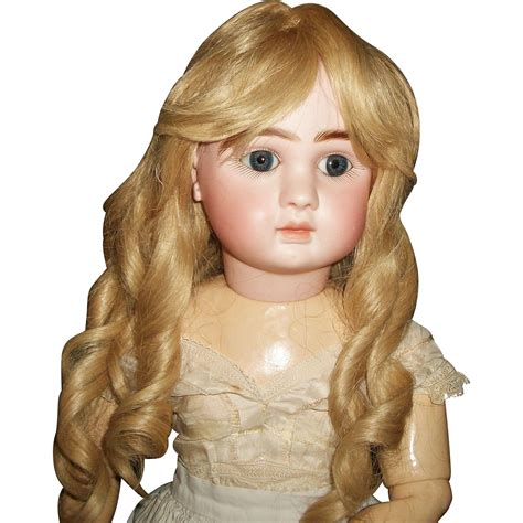 Human Hair Doll For by Doll Human Hair Wig White Wigs