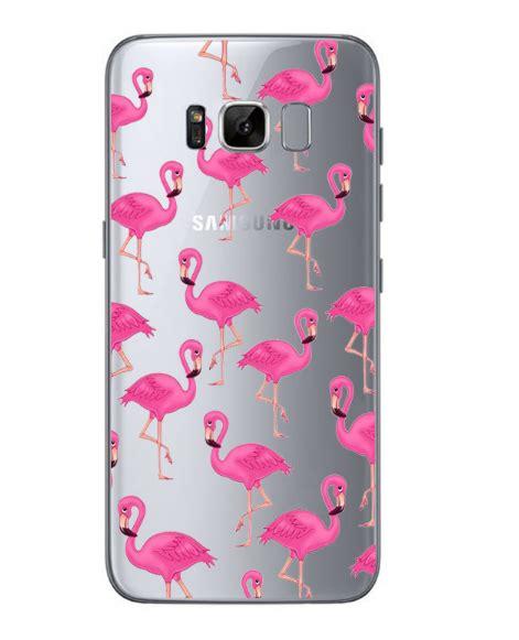 Flamingo Samsung S7 Edge siliconen cover hoesje flamingo samsung galaxy s7 s7 edge