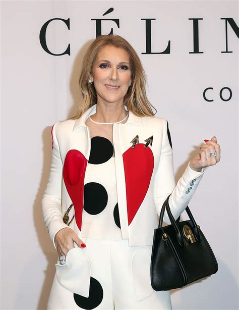 celine dion celine dion at collection by bugatti unveiled at magic