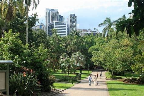 Botanical Gardens Brisbane City Brisbane And Se Queensland Australia The World Stage 5