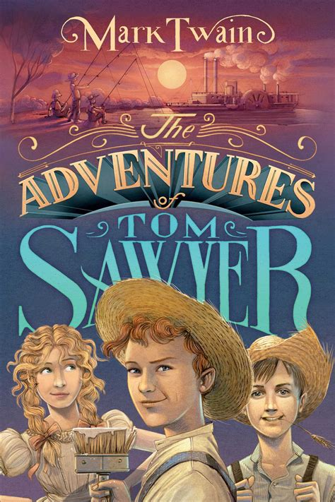 the adventures of tom sawyer book by mark twain iacopo
