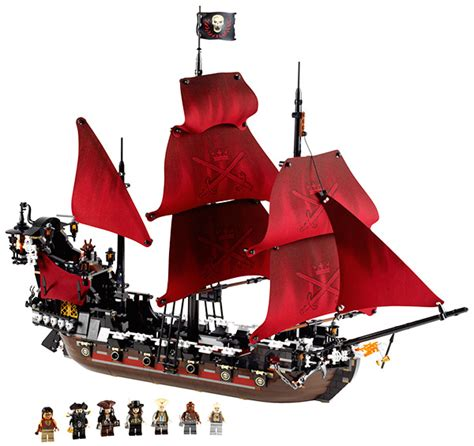 lego pirates of the caribbean queen anne s revenge