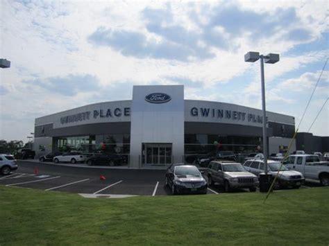Gwinnett Place Ford by Gwinnett Place Ford Car Dealership In Duluth Ga 30096