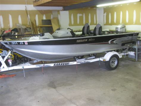 fishing boats for sale rockhton 2003 alumacraft navigator 165 cs fishing boat for sale