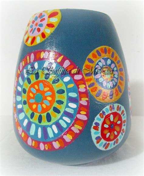 vasi terracotta colorati vaso colorato la soffitta di mida