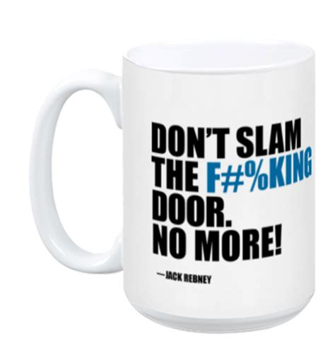 Don T Slam The Door by Rebney S Of Mug Found Footage Festival