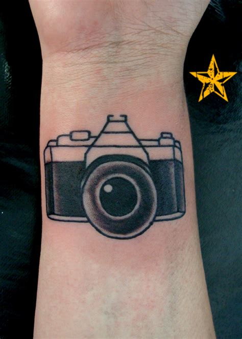 camera wrist tattoo tattoos and designs page 200