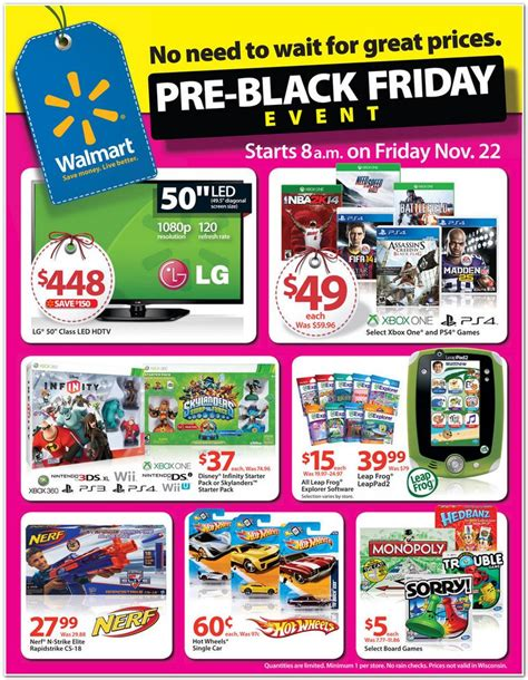 black friday prices at walmart walmart matches competitors black friday 11 22living rich