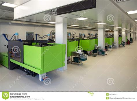 clean room environment injection molding of biomedical products in clean room stock photo image 48274033
