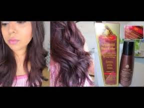 argan hair color reviews new one n only argan hair color review my new hair