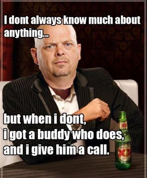 Rick Harrison Meme - rick harrison memes pawnstarsmeme twitter