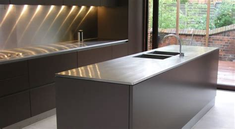 commercial bench tops stainless steel benchtops