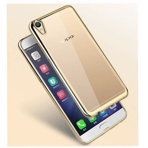 Casing Kayu Oppo R9 shockproof tpu skin cover for oppo r9