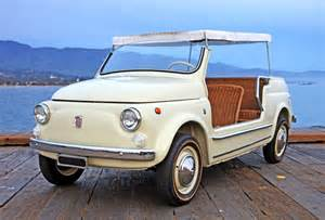 Fiat Jolly Dolce Vita 1965 Fiat 500 Jolly Mint2me