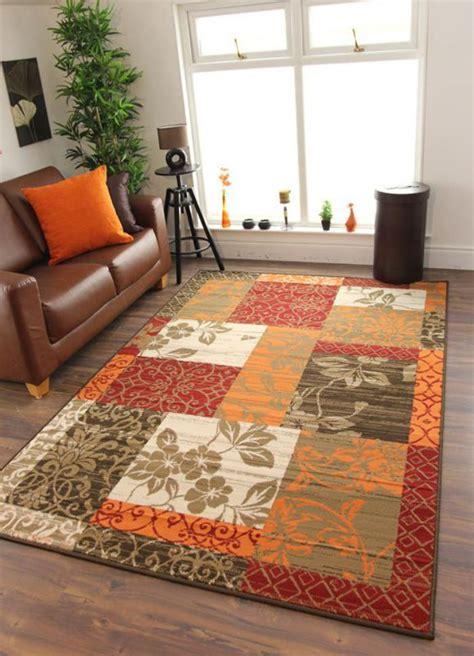 le tapis patchwork une decoration facile pour