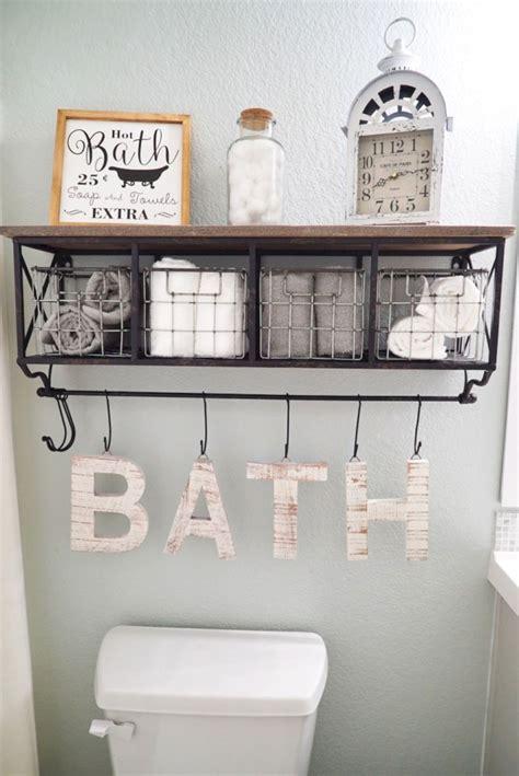 diy clever storage ideas 15 bathroom organization and be creative with these 15 diy bathroom storage ideas to