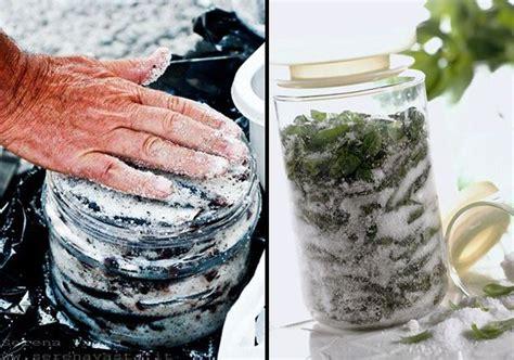 conservazione alimentare conservare cibi sotto sale idee green