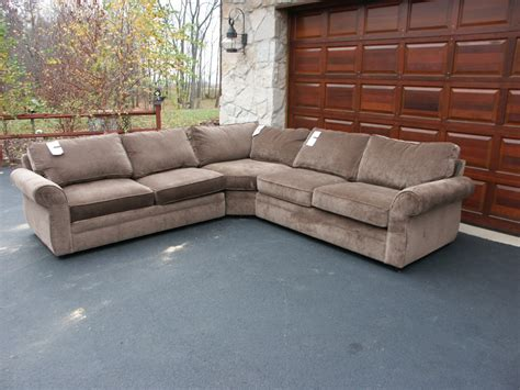 pottery barn sectional couch pottery barn sofas sectionals cozy living rooms with