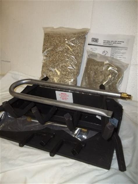 Gas Fireplace Burner Kit by Gas Grills Or Lp Gas Fireplaces 24