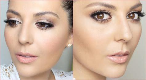 tutorial makeup bridesmaid bridal bridesmaid makeup lilly ghalichi inspired youtube