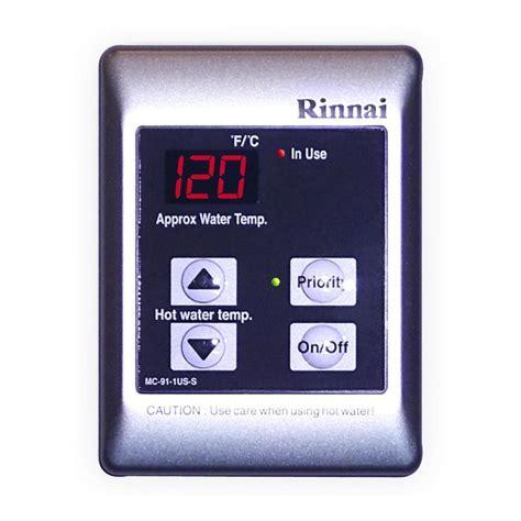 Daftar Water Heater Gas Rinnai shop rinnai tankless gas water heater controller at